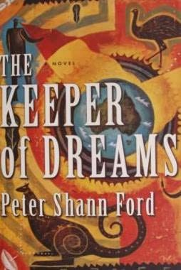 book cover of The Keeper of Dreams