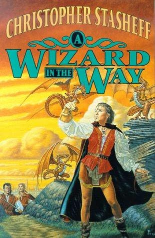 book cover of A Wizard in the Way