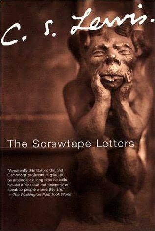 an examination of the novel the screwtape letters by cs lewis The book contains a series of letters from screwtape, a senior devil, to his  cs  lewis first mentioned his idea for writing the screwtape letters in a  also  includes a handwritten preface which has been examined by lewis.