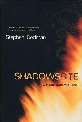 book cover of Shadows Bite