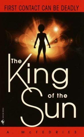 book cover of King of the Sun