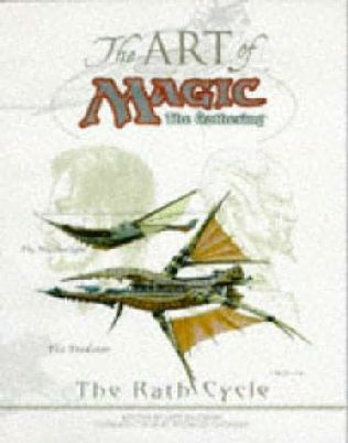 book cover of The Art of Magic