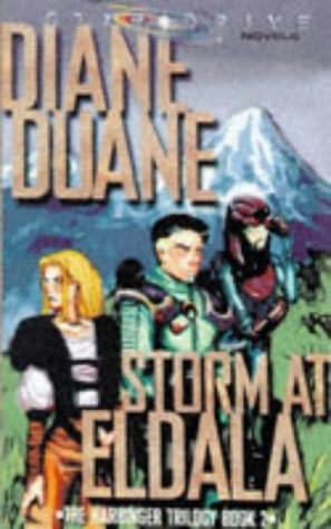 book cover of Storm at Eldala