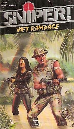 book cover of Viet Rampage