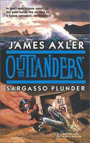 book cover of Sargasso Plunder