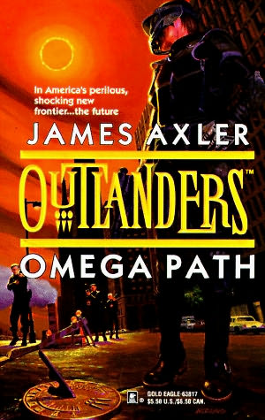 book cover of Omega Path