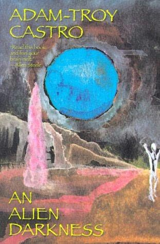 book cover of An Alien Darkness