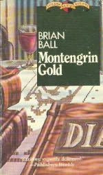 book cover of Montenegrin Gold