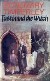 book cover of Justin and the Witch