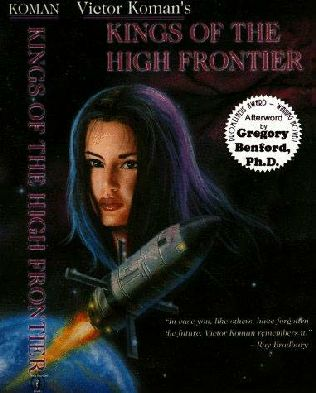 book cover of Kings of the High Frontier