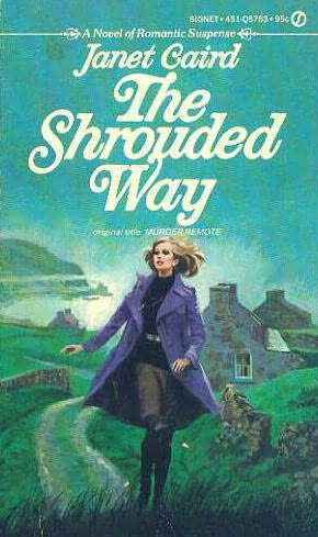book cover of The Shrouded Way
