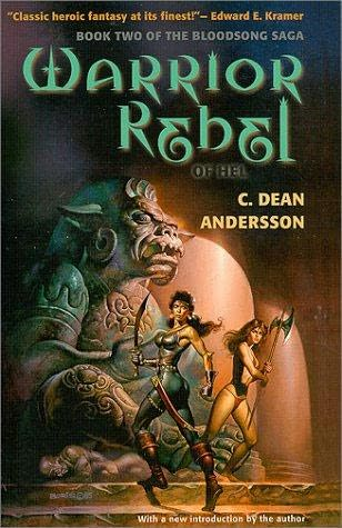 book cover of Warrior Rebel