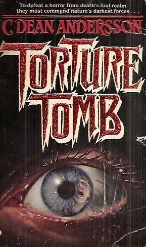book cover of Torture Tomb
