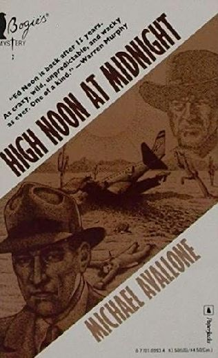 book cover of High Noon at Midnight
