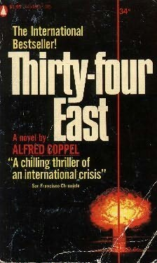 book cover of Thirty-Four East