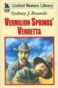 book cover of Vermillion Springs\' Vendetta