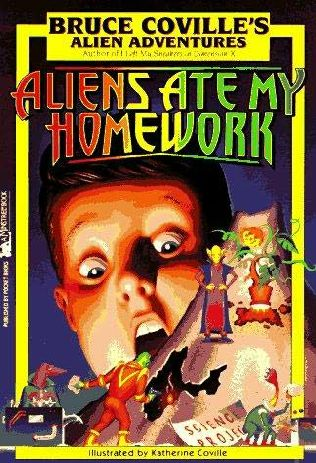 Aliens Ate My Homework - Bruce Coville