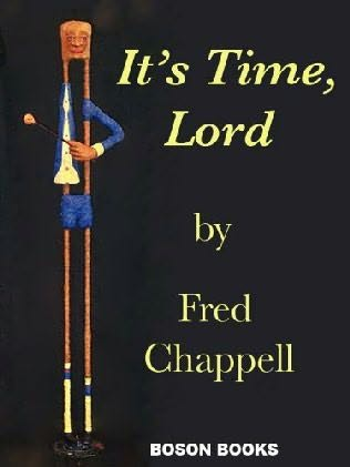 book cover of It Is Time, Lord