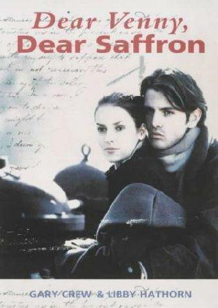 book cover of Dear Venny, Dear Saffron