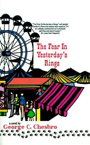 book cover of The Fear in Yesterday\'s Rings