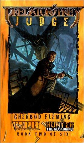 Predator and Prey: Mage (Hunter: The Reckoning, Book 5)