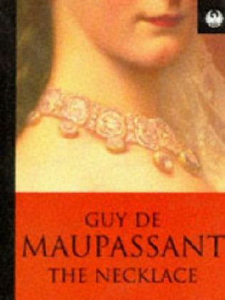 the development of irony in the necklace by guy de maupassant Guy de maupassant's the necklace is situational irony written in 1884 the  story was written in a time when there were very distinct social.