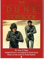 book cover of The Dune Storybook