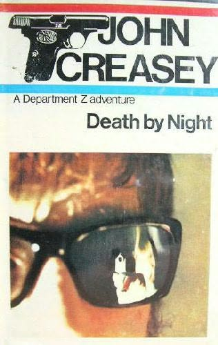 book cover of Death by Night