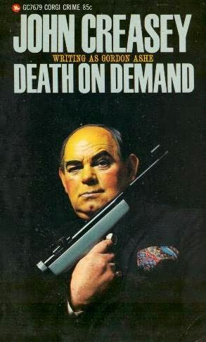 book cover of Death on Demand
