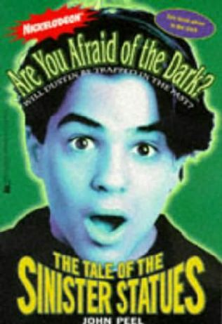 Are you afraid of the dark book