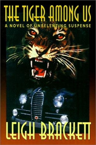 book cover of The Tiger Among Us