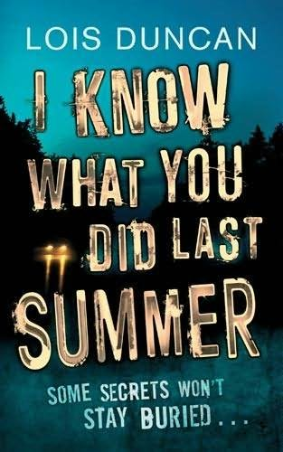 I know what you did last summer book report