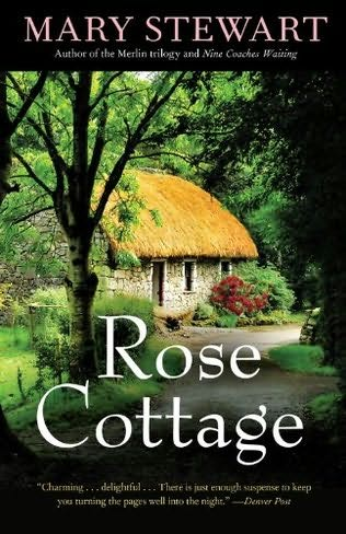 book cover of   Rose Cottage