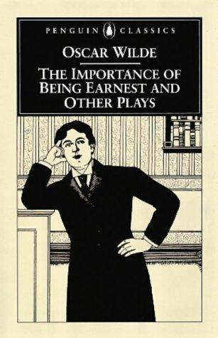 the importance of being earnest book pdf
