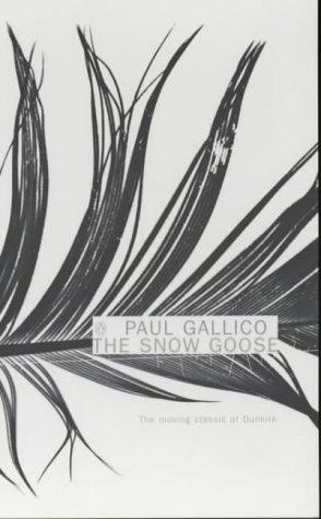 book cover of The Snow Goose by Paul Gallico