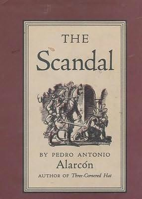 book cover of The Scandal