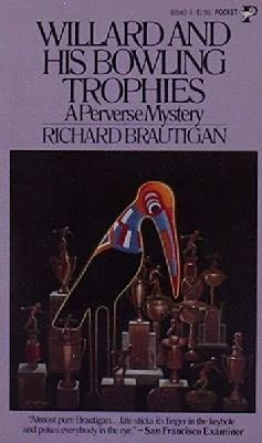book cover of Willard and His Bowling Trophies
