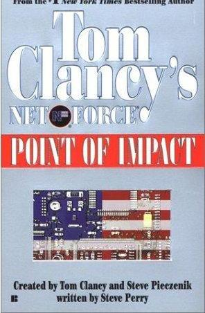 book cover of Point of Impact