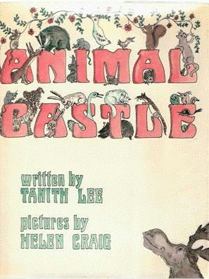 book cover of Animal Castle
