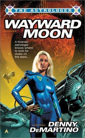 book cover of Wayward Moon