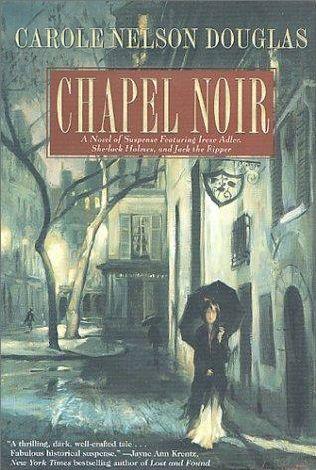 book cover of Chapel Noir