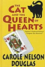 book cover of The Cat and the Queen of Hearts
