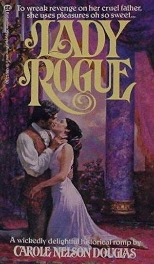 book cover of Lady Rogue