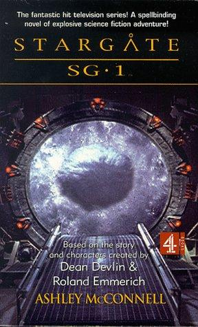 book cover of Stargate SG-1