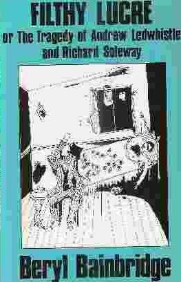 book cover of Filthy lucre