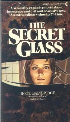 book cover of The Secret Glass