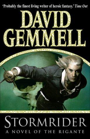 book cover of Stormrider