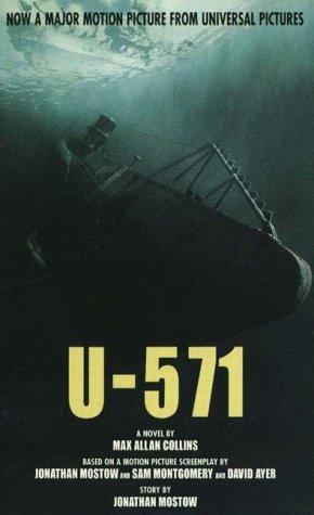 book cover of U-571