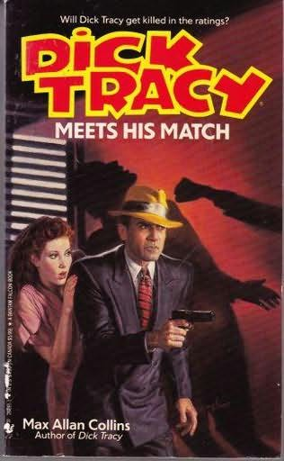 book cover of Dick Tracy Meets His Match