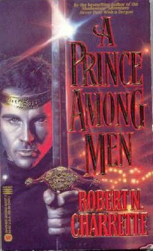 book cover of A Prince Among Men